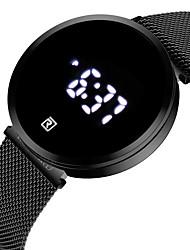 cheap -Reward led watch, touch screen digital display digital watch, luminous waterproof multi-function student watch
