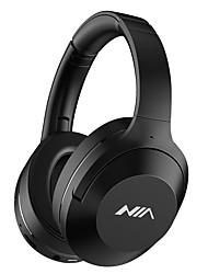 cheap -NIA NX100 Over-ear Headphone Bluetooth 4.2 TF Card Ergonomic Design Stereo Dual Drivers for Apple Samsung Huawei Xiaomi MI  Traveling Outdoor Cycling Mobile Phone