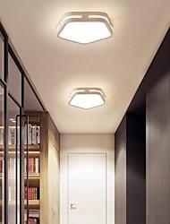 cheap -LED Ceiling Light 23 cm Lantern Desgin Flush Mount Lights Metal Painted Finishes Modern 110-240 V