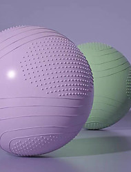 cheap -65cm Exercise Ball / Yoga Ball Explosion-Proof Thick PVC (Polyvinylchlorid) Support 95 kg With Balance Training for Yoga Pilates Workout