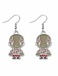 cheap -aktap groot rocket raccoon dangle earrings movie inspired jewelry gifts