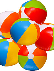 cheap -Beach Ball 12 Giant Swimming Pool Ball Pool Party Decorations Kid Pool Ball Pack of 6Blow up Pool Ball Inflatable Pool Balls