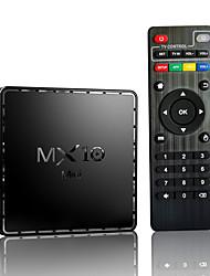 cheap -Android 10.0 TV Box MX10miniH616 Bluetooth 4.2 4K New Design 4K Support H.265 Cortex-A53 4GB 64GB 32GB