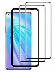 cheap -nomesee for oneplus 8 tempered glass (2 pieces), [3d ultra-clear] [9h-hardness] [anti-scratch] [with alignment frame] tempered glass protective film for oneplus 8