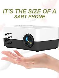 cheap -J15 Portable Mini Projector 1080P Support 23 languages AV USB SD Card USB Mini Home Projector Portable Pocket Beamer PK J9