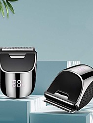 cheap -Electric Hair Clipper Rechargeable Oil Clippers Engraving Zero Blade Clippers For Men