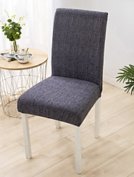 cheap -Fills Print Super Soft Chair Cover Stretch Removable Washable Dining Room Chair Protector Slipcovers Home Decor Dining Room Seat Cover
