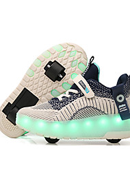 cheap -cross-border exclusively for heelys manufacturers wholesale rechargeable shoes led lights children adult roller skating shoelace wheels