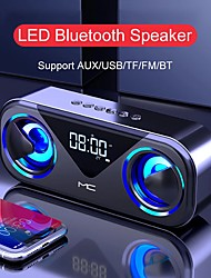 cheap -LITBest H9 Bluetooth Speaker Bluetooth Outdoor Speaker For Mobile Phone