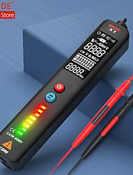 cheap -Bside X1 2 Lcd Volt Meter 3-Line Display Voltage Detector Ncv Verstelbare Gevoeligheid Dual Range Ac Voltage sensor Pen Tester