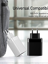 cheap -BASEUS 30 W Output Power USB PD Charger Fast Charger Phone Charger Portable Charger Multi-Output Fast Charge For Universal