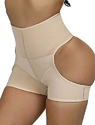 cheap -Corset Women's Plus Size Control Panties Seamless Casual / Daily Simple Style Breathable Others Tummy Control Basic Solid Color Seamed Not Specified Nylon Spandex Christmas Halloween Wedding Party