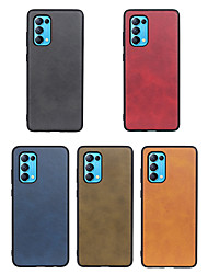 cheap -Phone Case For OPPO Back Cover Oppo Find X3 Oppo Find X3 Pro realme 3 Pro Oppo Ace 2 Oppo A91 / F15 / Reno 3 Oppo A1K / Realme C2 Oppo Reno 10x Zoom / Reno 5G Oppo Realme 3 Shockproof Dustproof Solid