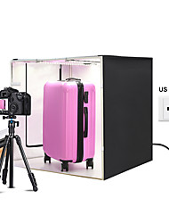 cheap -80 cm Softbox PULUZ Portable for Live Streaming Video Shotting Video Studio Shooting Product Display