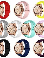 cheap -Smart watch band galaxy watch band,10pcs replacement bands for galaxy watch 42mm, galaxy watch active2 44mm,galaxy watch active2 40mm,galaxy watch active 40mm,gear sport watch (10pcs, small)