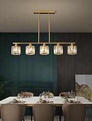 cheap -LED Pendant Light 60 cm Lantern Desgin Flush Mount Lights Copper Brass Modern 220-240V