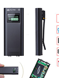 cheap -Digital Voice Recorder Q25 32GB Portable Digital Voice Recorder MP3 Player Button Control