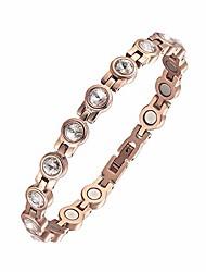 cheap -proexl magnetic bracelet for arthritis for women with swarovski crystals gift box