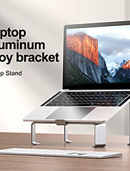 cheap -Steady Laptop Stand / Foldable / Adjustable Stand Macbook / Other Tablet / Other Laptop All-In-1 / New Design Metal Macbook / Other Tablet / Other Laptop