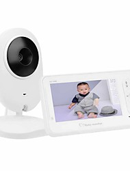 cheap -Baby Monitor  Night Vision Range Wireless Video Color Baby Monitor High Resolution Baby Nanny Security Camera Night Vision