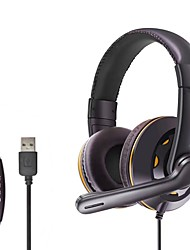 cheap -OVLENG Q5 Gaming Headset USB Wired Ergonomic Design Retractable Stereo for Apple Samsung Huawei Xiaomi MI  PC Computer Gaming