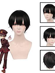 cheap -halloweencostumes ground bondage boy hanako-kun teak division cosplay anime wig manufacturer spot