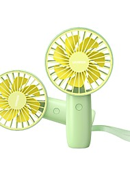 cheap -UGREEN LP266 2020 Mini Portable Pocket Fan Cool Air Hand Held Travel Cooler Cooling Mini Fans Power for Office Outdoor Home