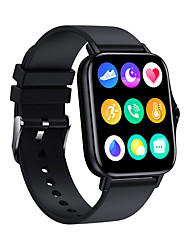 cheap -KW26 Unisex Smartwatch Fitness Running Watch Bluetooth Heart Rate Monitor Blood Pressure Measurement Calories Burned Health Care Information Stopwatch Pedometer Call Reminder Activity Tracker Sleep