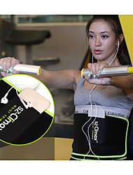 cheap -Sashes Belts, Holders & Armbands Back Support / Lumbar Support Belt Sports Lycra Yoga Gym Workout Pilates Multi Function Collapsible Adjustable Fat Burner Training For Unisex Gym Home
