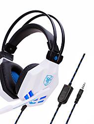 cheap -SOYTO SY850MV Gaming Headset 3.5mm Audio Jack Ergonomic Design InLine Control for Apple Samsung Huawei Xiaomi MI  PlayStation Xbox