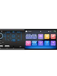 cheap -Z1 4.1 inch 1 DIN Car MP5 Player Touch Screen / MP3 / Radio for Support AVI / ASF / 3GP MP3 / WMA / WAV JPG