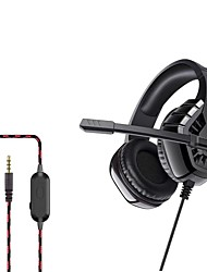 cheap -OVLENG OV-P40 Gaming Headset 3.5mm Audio Jack PS4 PS5 XBOX Ergonomic Design Retractable Stereo for Apple Samsung Huawei Xiaomi MI  PC Computer Gaming