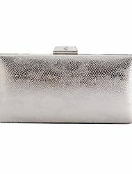 cheap -ms. caiyue's simple pu snake print clutch evening dress bag cheongsam dress bag business handbag annual meeting bag hs056