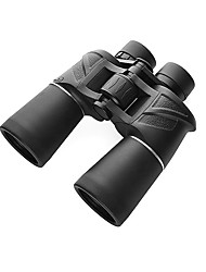 cheap -10 X 50 mm Binoculars Lenses Tactical Outdoor Adjustable Carrying Case 168/1000 m Multi-coated BAK4 Camping / Hiking Hunting Performance
