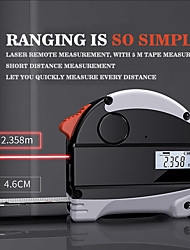 cheap -JC30-5 Laser Measure Distance Meter Infrared Distance Meter 40m Handheld Design Easy to Use High Efficiency for Furniture Installation for Smart Home Measurement for Engineering Measurement