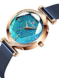 cheap -Reward ladies watch mesh belt ins waterproof quartz diamond watch