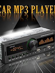 cheap -SWM-80A 1 DIN Car MP3 Player MP3 / Radio / Stereo Radio for Support MP3 / WMA / WAV
