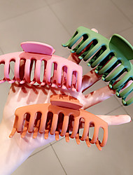 cheap -Large Bathing Hair Clip Hairpin Headdress Korean Hair Clip Hair Accessories