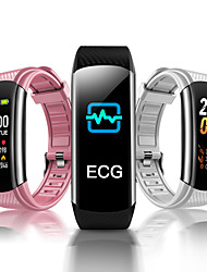 cheap -C16 Smartwatch Fitness Running Watch IP 67 Heart Rate Monitor Blood Pressure Measurement Information Call Reminder Sedentary Reminder Alarm Clock for Android iOS Men Women