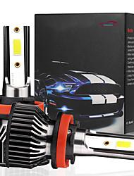 cheap -OTOLAMPARA Mini Model LED Headlight Kit H11 H1 H4 H7 9005 9006 Headlight Replacement Bulb 6500K White Color 2pcs