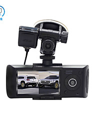 cheap -1080P HD Car DVR Camera Dual Lens GPS Camera Dash Cam Rear View Video Recorder DashCam Car DVRs