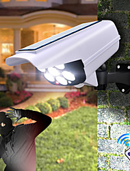 cheap -Solar Light Motion Sensor Security Dummy Camera Wireless Outdoor Flood Light IP65 Waterproof 77 LED Lamp 3 Mode for Home Garden
