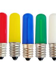 cheap -LED Globe Bulbs 5pcs 1.5 W 80 lm E14 2 LED Beads Integrate LED Decorative White Red Blue 180-240 V