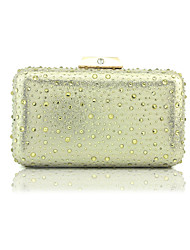 cheap -hot rhinestone women's bag shiny night show clutch hard shell stereotyped all-match handbag small crowd package western style