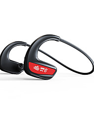 cheap -SM608 Wireless Neckband Sports Earphones Bluetooth Headsets Ipx5 Waterproof Running Earphone With 16Gb Memory