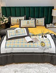 cheap -Duvet Cover Sets 4 Piece  Bohemian style European fashionable flat sheet Pillowcase