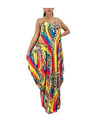 cheap -smr10201 cross-border amazon new style european and american cross-border fashion summer casual loose sleeveless v-neck dress