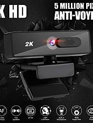 cheap -2K Webcam Conference PC Webcam Autofocus USB Web Camera Laptop Desktop for Office Meeting Home With MIC 1080P Full HD Web Cam