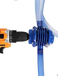 cheap -Hand Electric Drill Pump Miniature Self-priming Pump Household Small Water Pump Hand Drill Drive Pump Diesel Pump