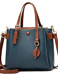cheap -Women's Bags Top Handle Bag Shopping Daily 2021 Handbags Earth Yellow Wine Black Blue